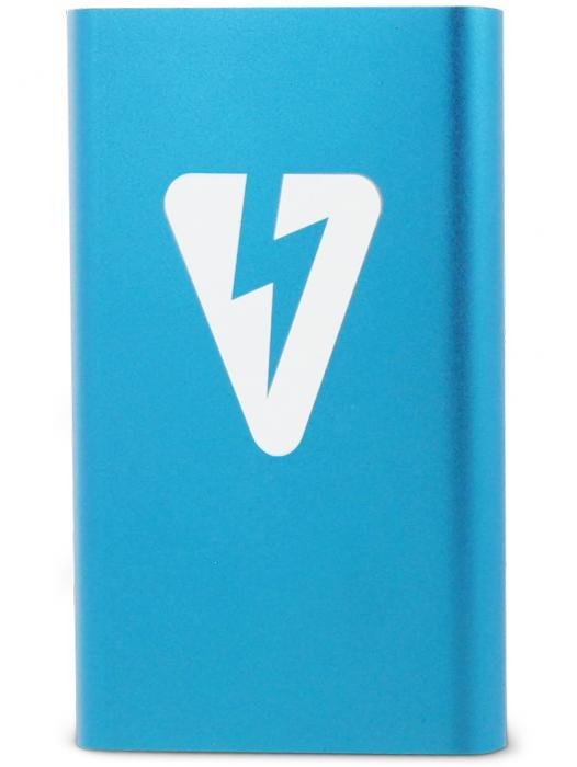 Powerbanka EroVolt PowerBank (modrá)